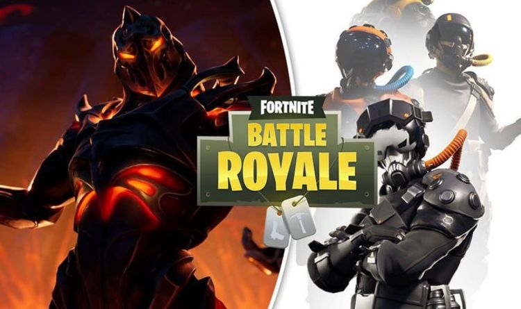 Fortnite Leaked Skins 8 40 Release News For New Outfit Leaks Items