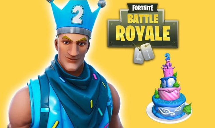 Incredible Fortnite Birthday Event Dance In Front Of Different Birthday Funny Birthday Cards Online Alyptdamsfinfo
