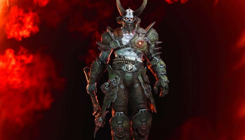 Doom Eternal Marauder Boss Guide How To Beat The Game S Toughest