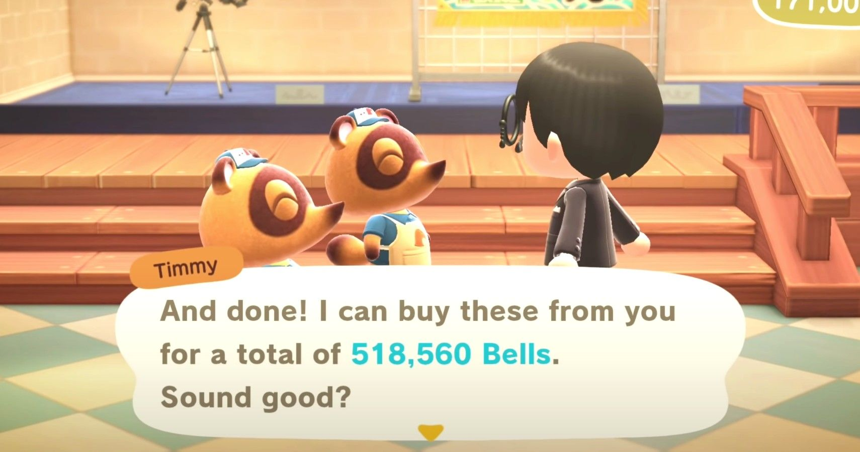 How do you get rid of fortune cookies in Animal Crossing