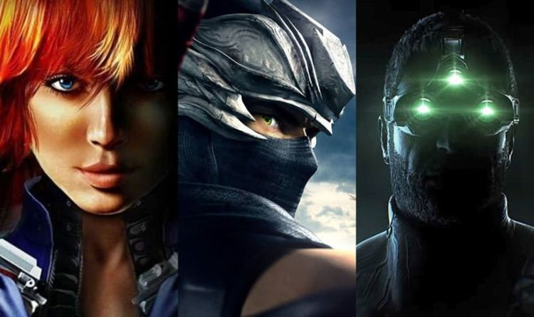 Xbox Games Showcase Fable 4 Perfect Dark Ninja Gaiden Initiative Splinter Cell Studiocgames Com