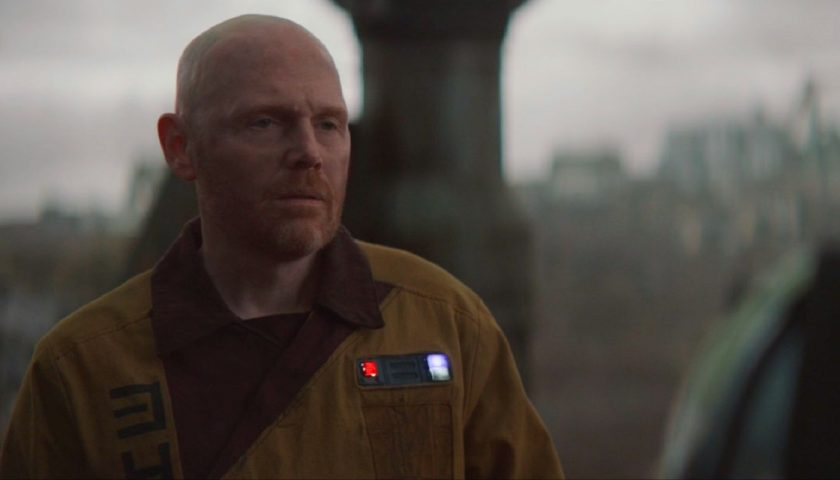 The Connection Between Bill Burr And Star Wars Battlefront ...